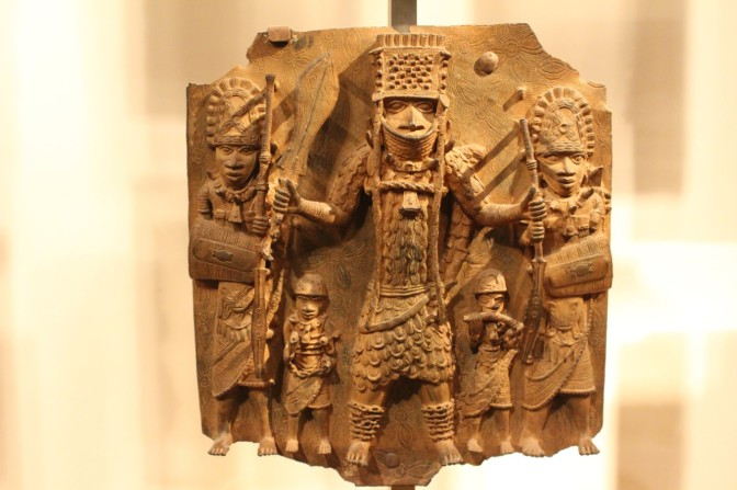 The Plaques of Benin